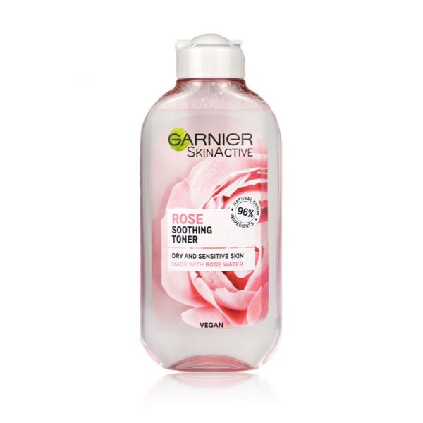 Garnier Skin Active Rose Soothing Toner