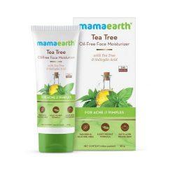 Mamaearth Tea Tree Oil-Free Moisturizer