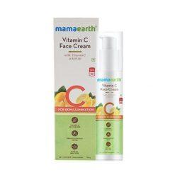 Mamaearth Vitamin C Face Cream SPF20