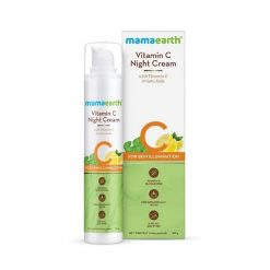 Mamaearth Vitamin C Night Cream