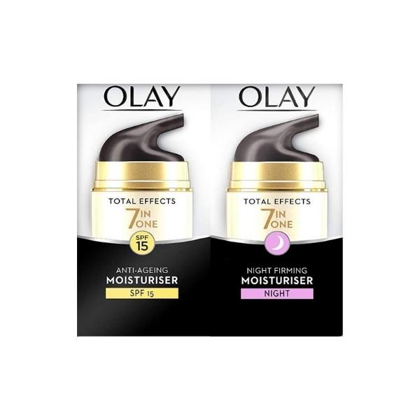 Olay Total Effect Dual Pack (UAE)
