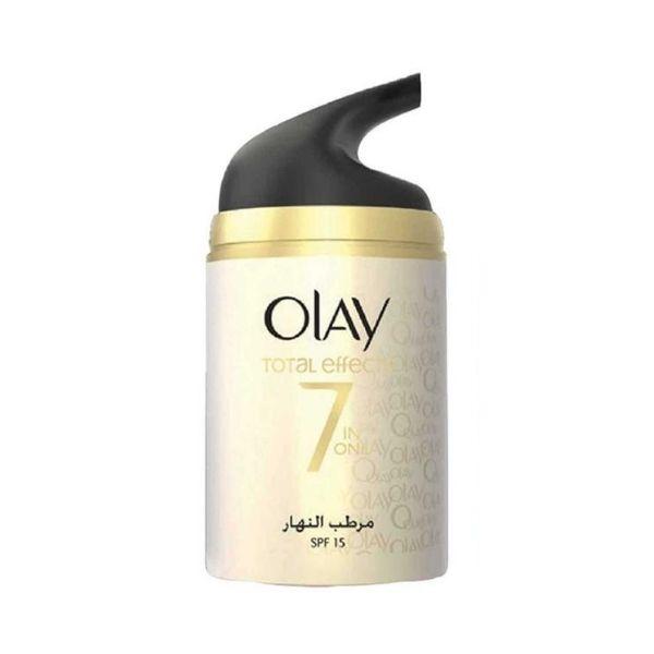 Olay Total Effects Anti-Ageing 7in1 Day Moisturiser SPF 15 (UAE) - 50 ml