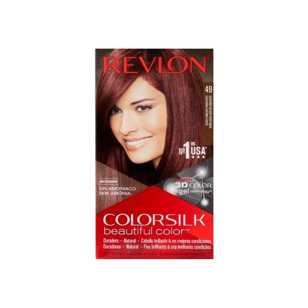 Revlon Colorsilk Beautiful Hair Color - 49