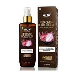 WOW Red Onion Black Seed Oil Skin Mist Toner